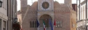 Pordenone: municipio (ph Maurizio Valdemarin)
